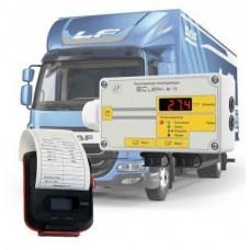 Терморегистратор с термопринтером Комплект EClerk-Logist