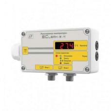 Датчик температуры и влажности EClerk-M-K-HP в герметичном корпусе