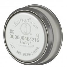 Температурный регистратор iButton DS1925L-F5