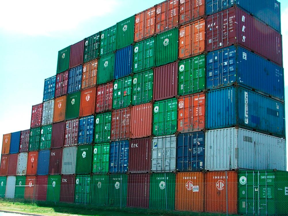 использование логгеров в контейнерах